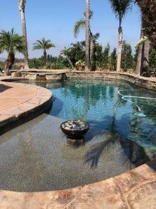 Pool water recycling Las Vegas