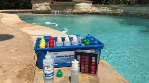Residential and Commercial Pool Service