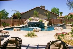 Weekly Pool Service in Las Vegas