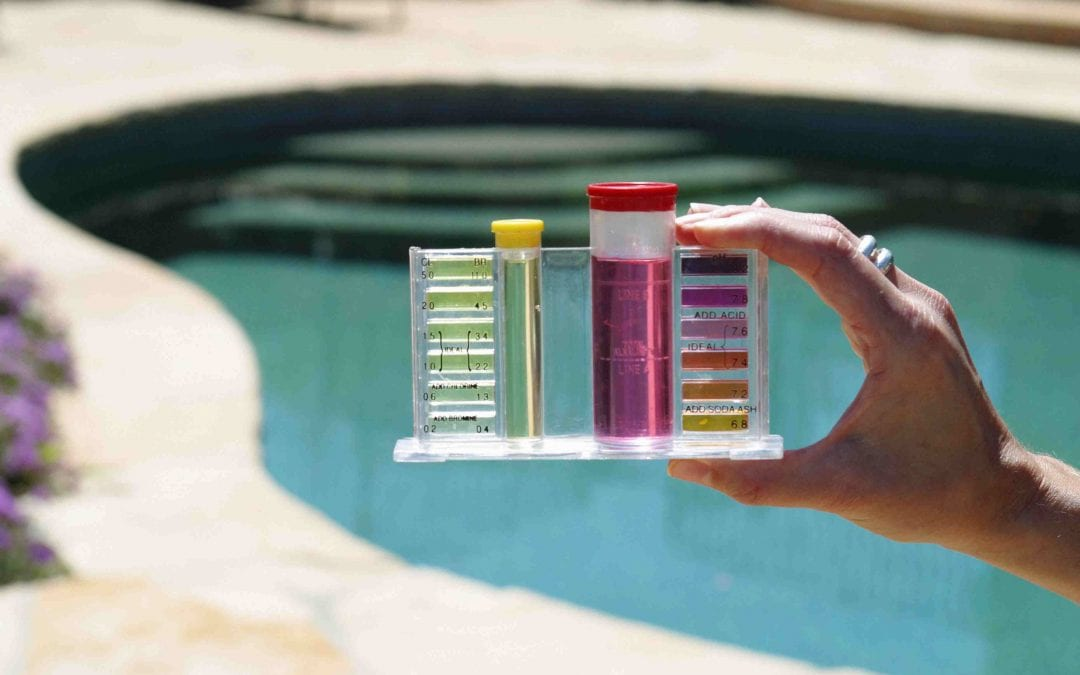 Importance of A Balanced pH In Your Swimming Pool