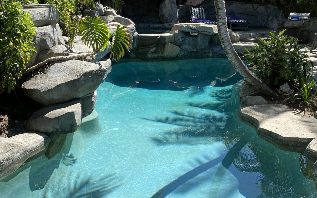 Removing Calcium From Your Swimming Pool