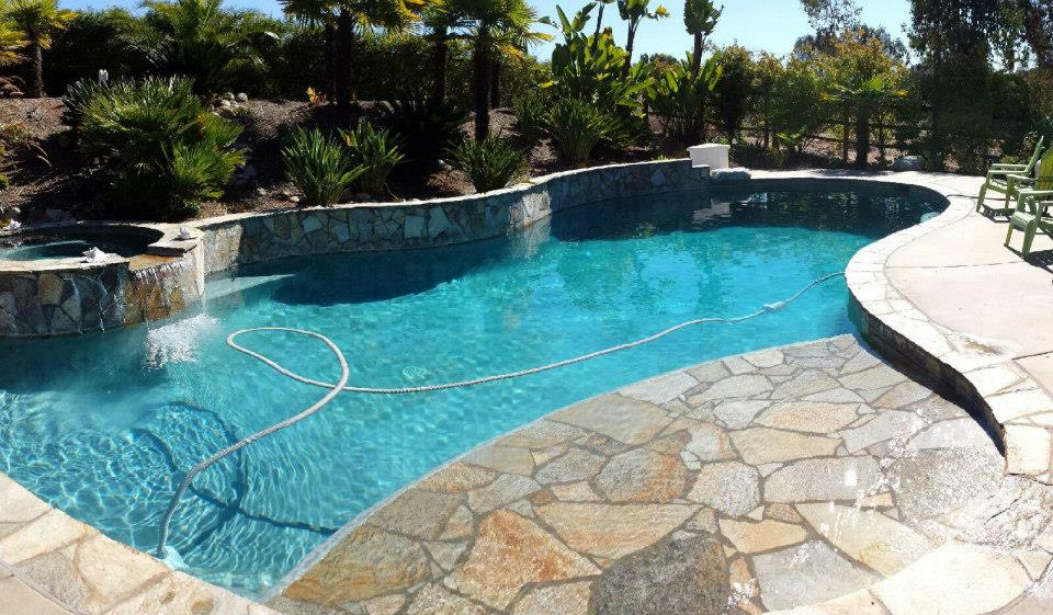 Hard Water Will Destroy Swimming Pools