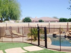 pool fences and barriers